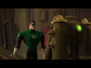������� ������- ������������ ������ - Green Lantern- The Animated Series - 1 ����� 16 �����