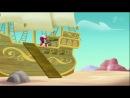 джейк и пираты нетландии пираты пустыни
