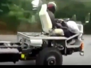 Африканский дальнобойщик